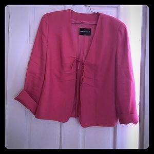 Armani silk lined blazer!